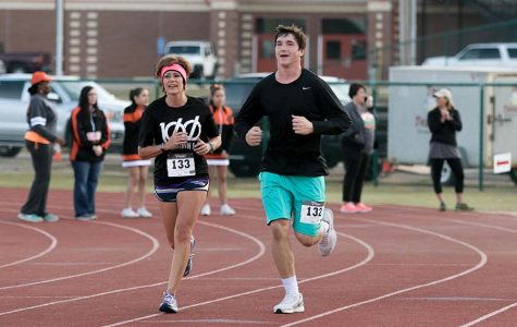 Sprinting for scholarships