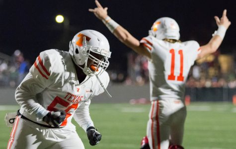 Texas High School vs Kilgore High 2017