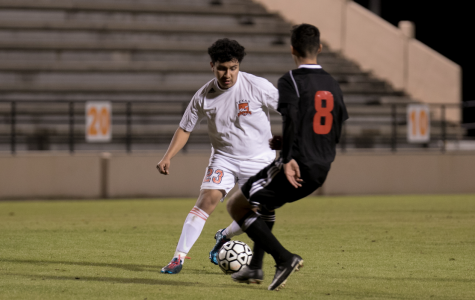 Texas High vs Chapel Hill soccer 2018