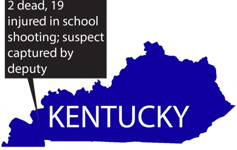 Kentucky school shooting at Marshall County High School