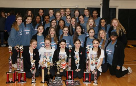 The HighSteppers traveled to Tyler, Texas this past weekend and came home with many awards in solo, duet and team divisions. submitted photo
