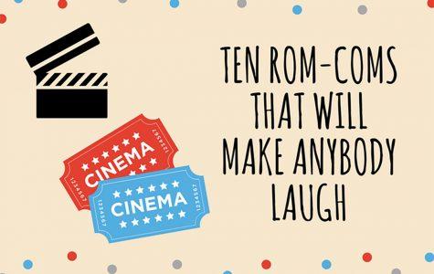 Romantic Comedies guaranteed to make you laugh