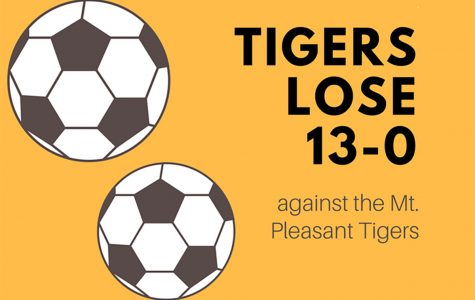 Mount Pleasant pummels Tigers