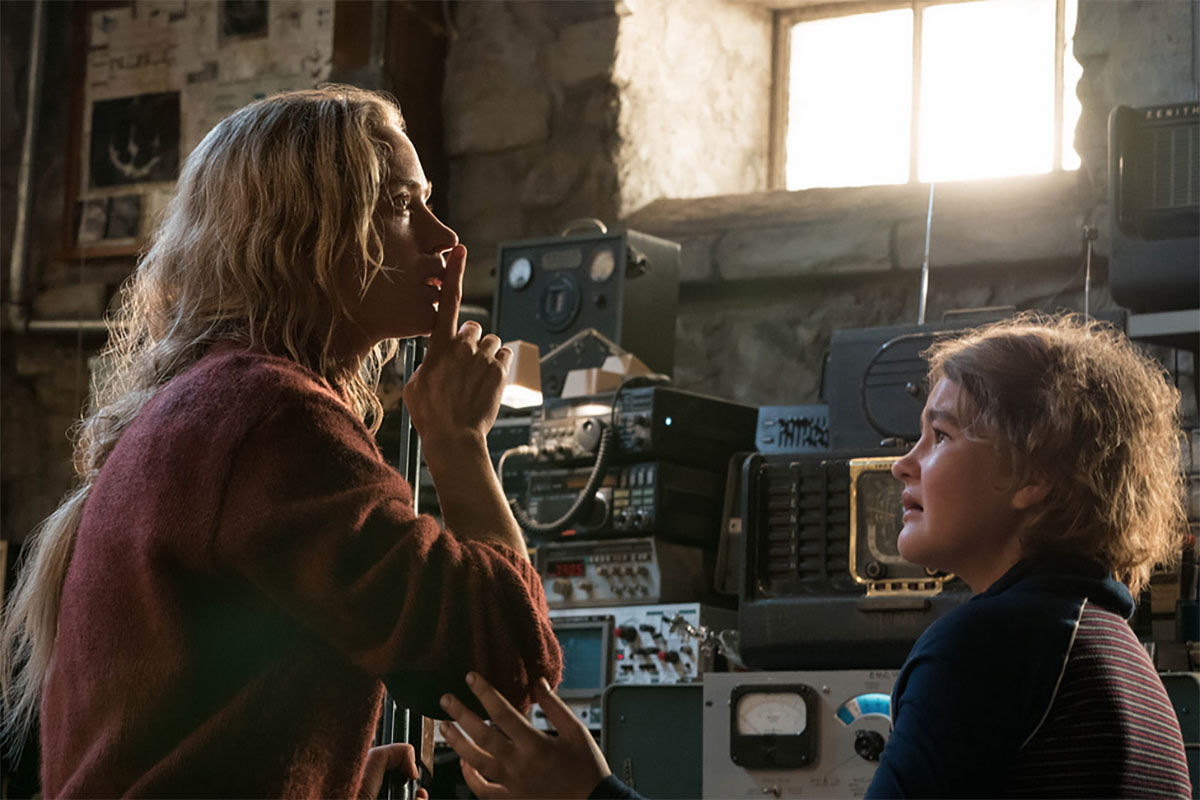 Photo from aquietplacemovie.com