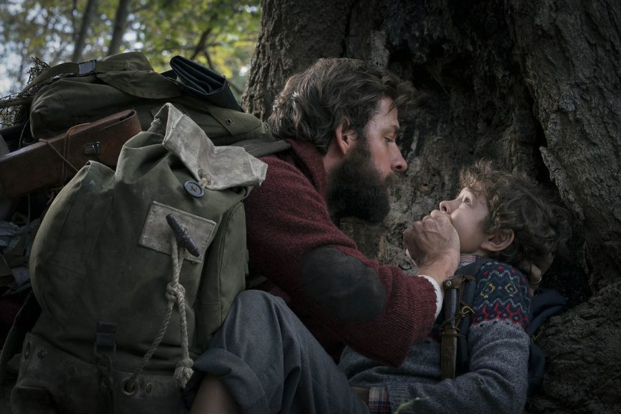 Why everyone's talking about 'A Quiet Place'