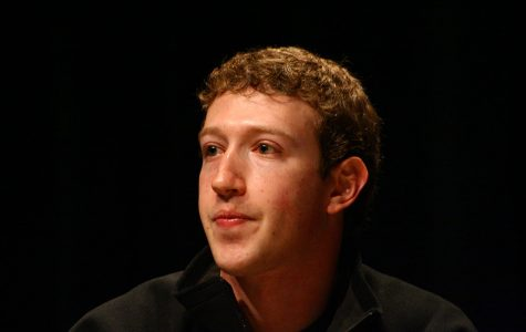 During the years 2012 and 2016, Facebook compromised 87 million user's private information to Cambridge Analytica. Mark Zuckerberg is pictured in his trial with the U.S. Senate on April 11. photo by Creative Commons