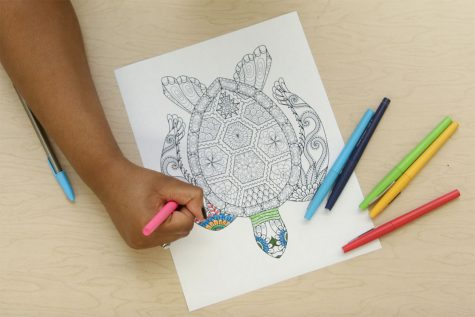 Break out your coloring supplies