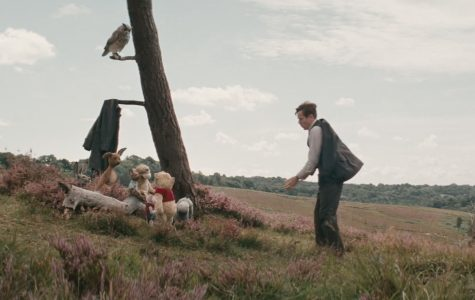 Christopher Robin is the newest addition to the Winnie the Pooh franchise.