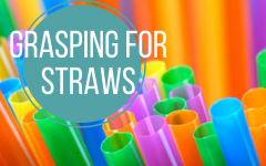 Straw ban does more harm than good, will not impact marine pollution