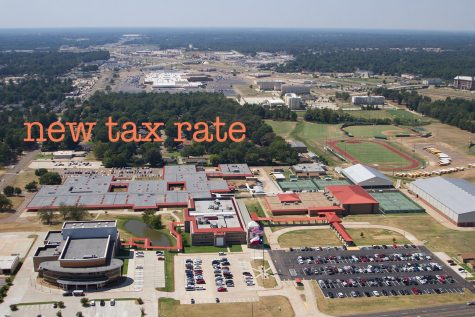 TISD Board of Trustees meet to approve 2018-19 tax rate