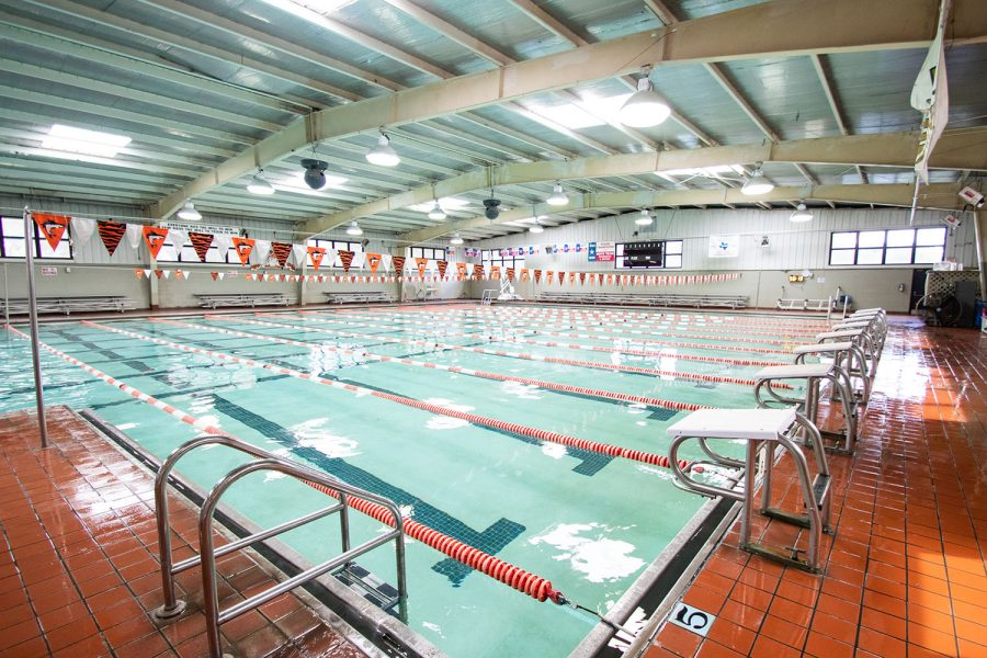 TISD plans to renovate the Pinkerton center to accommodate the Texas High swim team.  The Texarkana College board of trustees voted against continuing operations of the pool in the spring.