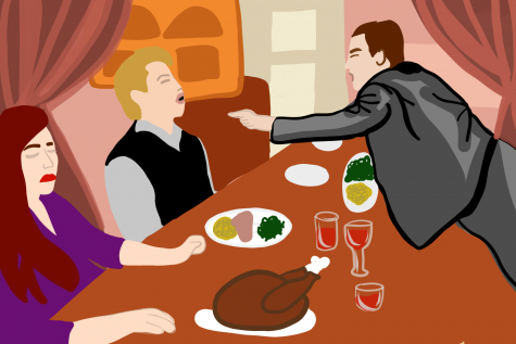 Thanksgiving discussions