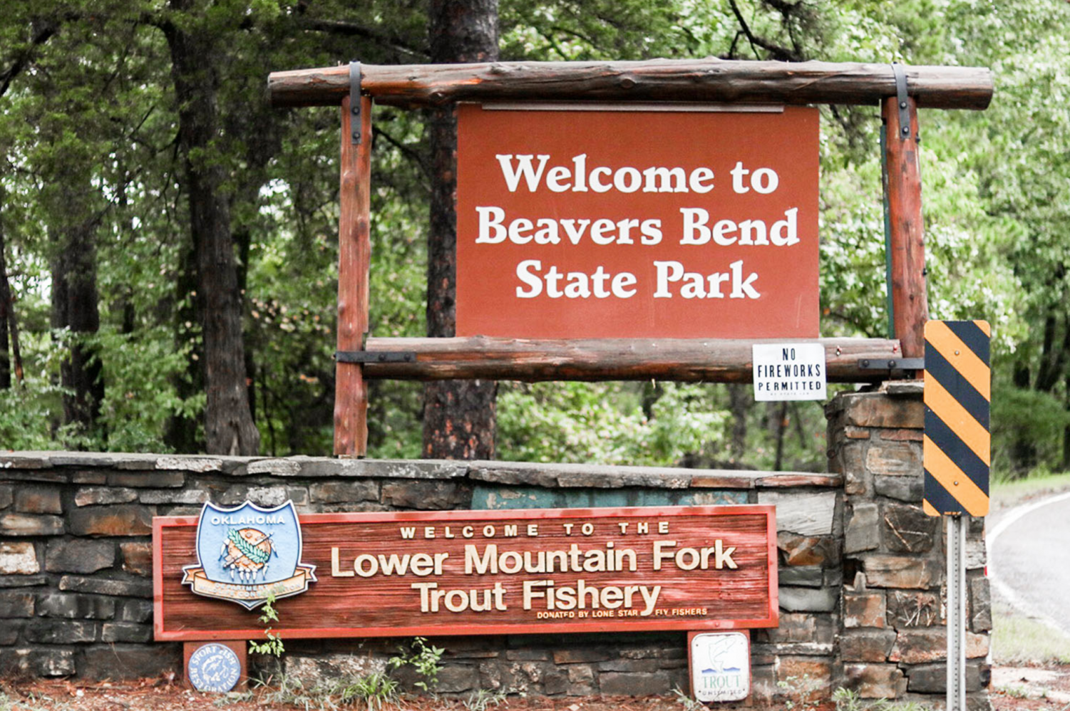Beavers Bend State Park is hosting a festival and craft show. People from the Texarkana area participated in the past.