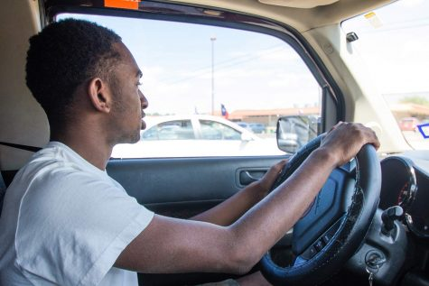 Students ability to drive to school affects their high school experience. Access to a vehicle prompts a higher social status than students who do not have this privilege.