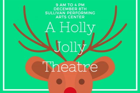 A holly jolly theatre