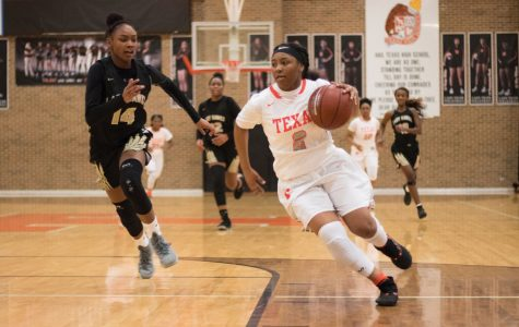 Texas High vs Pleasant Grove varsity girls basketball 2018