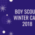 Boy Scouts Winter Camp