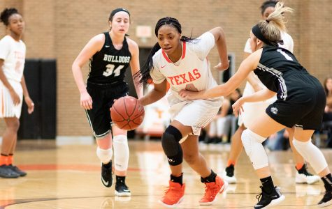 The Lady Tigers were defeated 51-55 in their game against the Royce City Bulldogs. This was the game to determine whether or not the Lady Tigers would go into District undefeated.