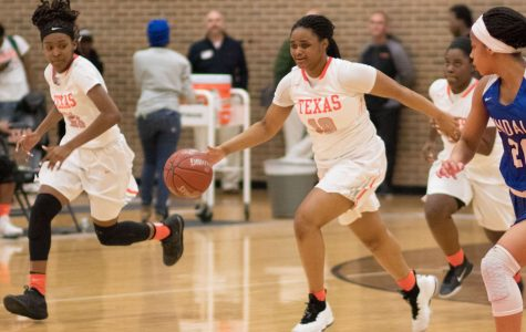 Texas High vs Lindale girls varsity basketball 2019