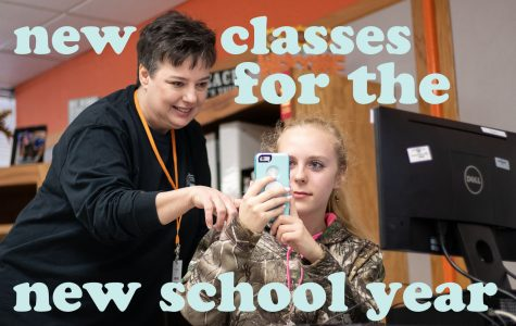New classes for the new year