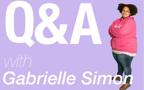 Q&A with Gabrielle Simon