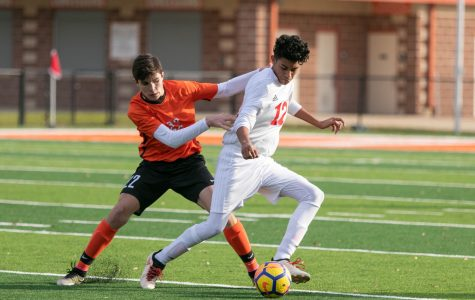 Texas High vs Chapel Hill Boys Soccer 2019
