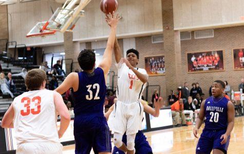 Texas High vs Hallsville Varsity Basketball 2018