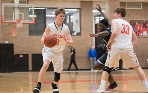 Texas High vs Sulphur Springs boys jv basketball 2019