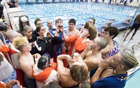 Regional swim meet 2019 day 1