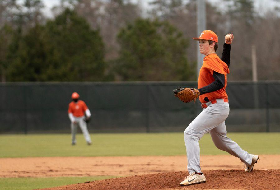Texas High vs. Liberty Eylau 9th grade baseball 2019