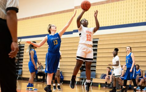 Texas High vs Sulphur Springs girls jv basketball 2019