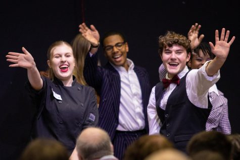 Theatre company prepares for contest