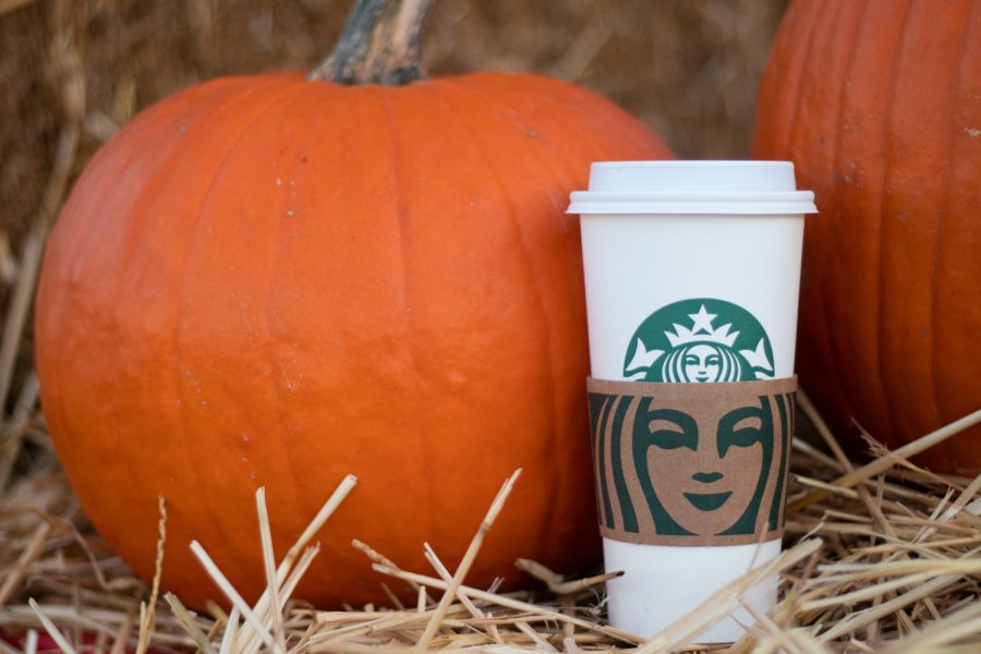 Photo+illustration.+The+2019+fall+season+sports+three+specialty+drinks%2C+from+classics+like+the+Pumpkin+Spice+Latte+to+newcomers+like+the+Pumpkin+Cream+Cold+Brew.%C2%A0%C2%A0%0A