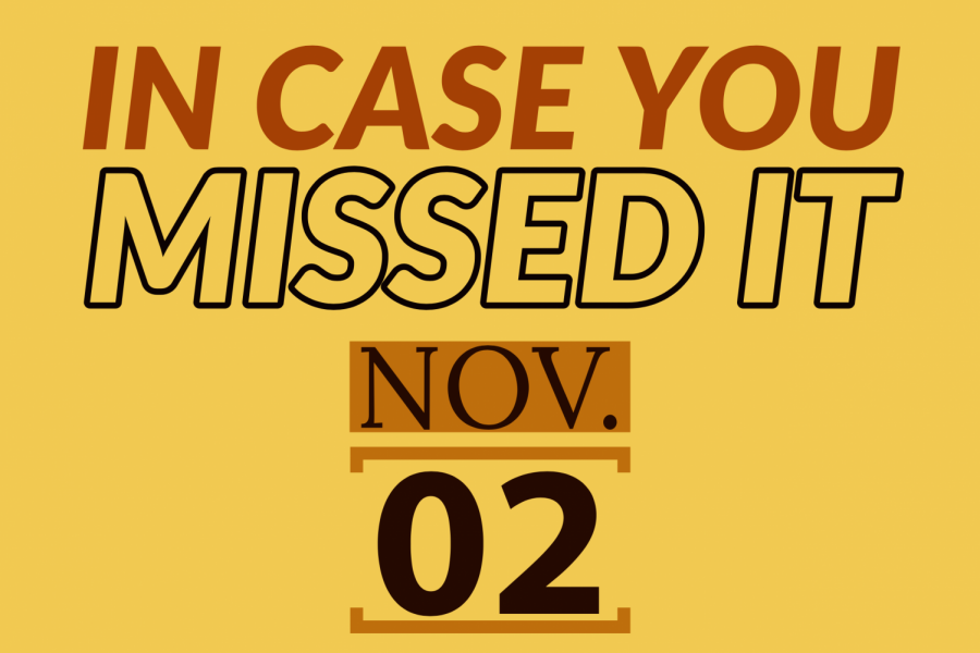 In+case+you+missed+it+Nov.+2nd%2C+2019