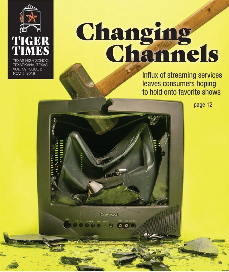 Nov. 2019 - Tiger Times