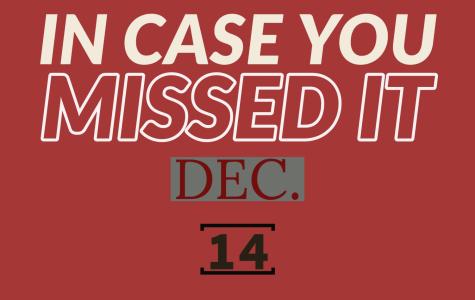 In case you missed it, Dec.14, 2019