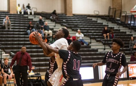 Texas High vs Liberty Eylau Boys 9th Grade Basketball