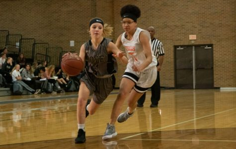 Texas High vs. Royse City Girls JV Basketball