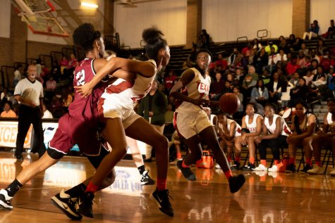 Texas High vs. Liberty Eylau Girls Varsity Basketball