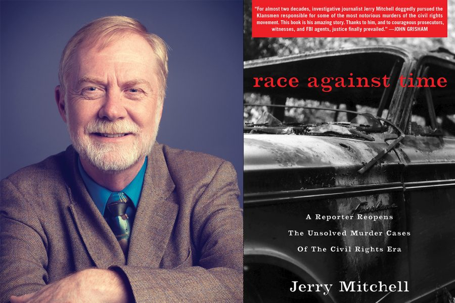 THS alumnus Jerry Mitchell will speak to students Feb. 28 about his new book.