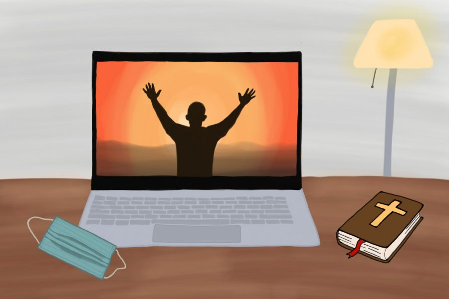 Taking scripture to our screens