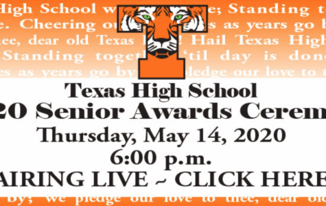 2020 Senior Awards Presentation