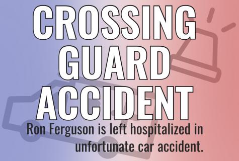 Crossing guard struck