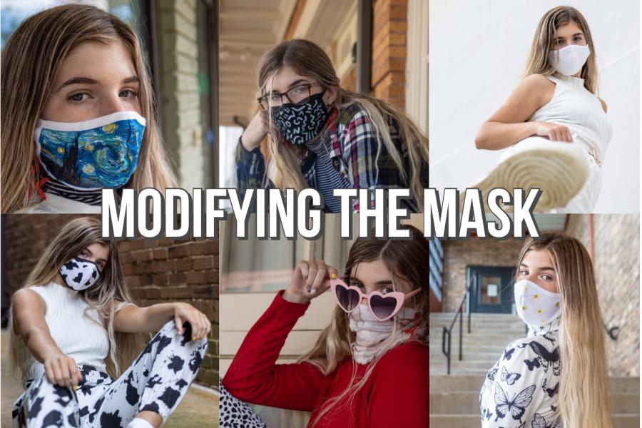 Modifying the mask