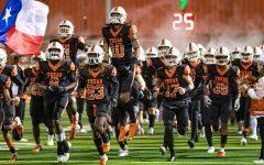 Texas High run through