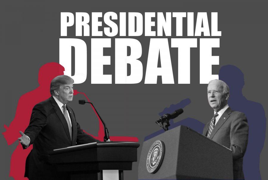 A presidential showdown