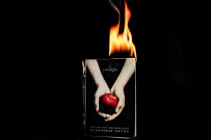 With the release of the fifth book of the Twilight series,