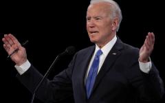 Democratic Presidential Nominee Biden