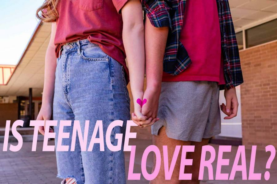 anyone who is, or has ever been, in high school has probably either fallen in love or witnessed someone they know do just that. But what about the teens themselves? Do they think the love around them is real?