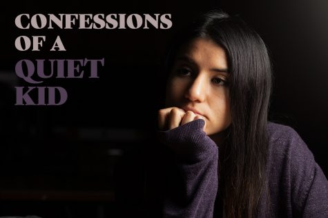 Confessions of a quiet kid
